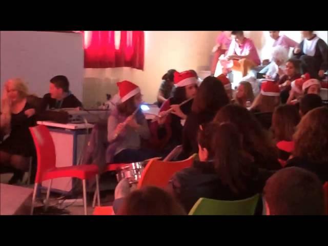 Ο Άγιος Βασίλης.... Κοκκινοσκουφίτσα....