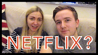 IS NETFLIX WORTH IT? | CHRIS & EVE