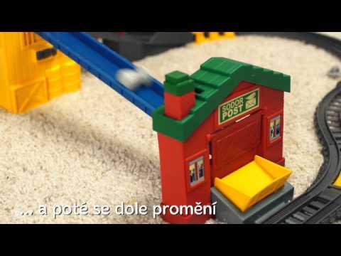 Fisher Price Poštovní sada Tomášek