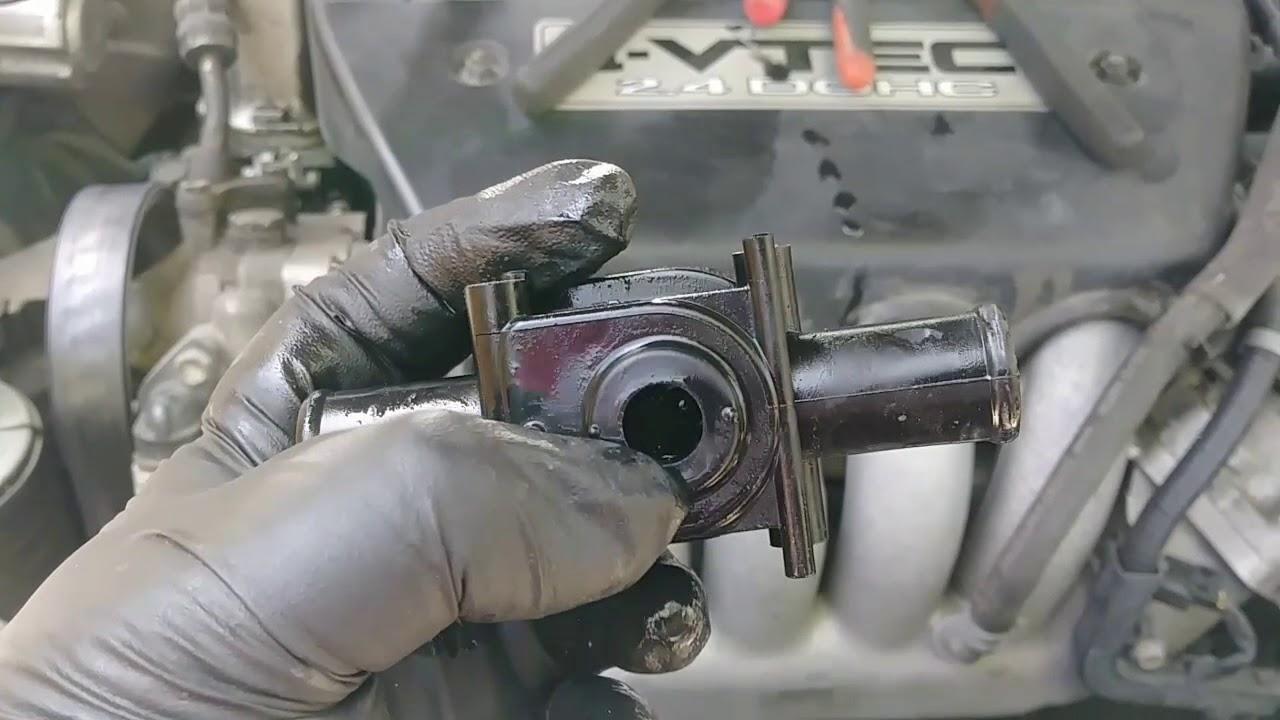 2003 07 honda accord heater control valve replacement youtube 2003 honda pilot heater control valve location 2003 circuit diagrams [ 1280 x 720 Pixel ]