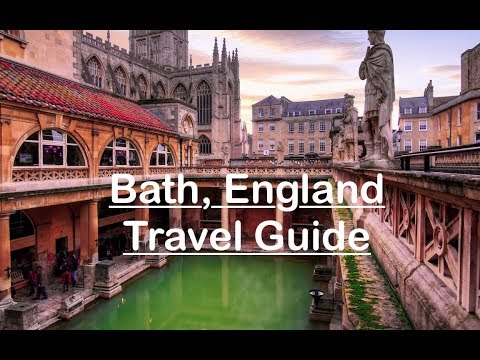 12 AMAZING things to do in Bath, England  // England Travel Guide - Stuart Brazell's Bucket List