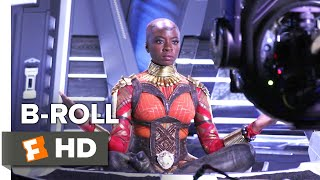 Black Panther B-Roll #2 (2018) | Movieclips Coming Soon