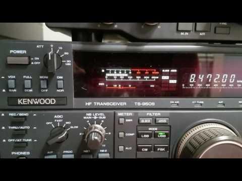 WLO Marine Radio in SITOR-B