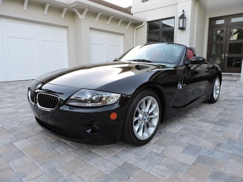 2005 Bmw Z4 2 5i Roadster For Sale By Auto Europa Naples