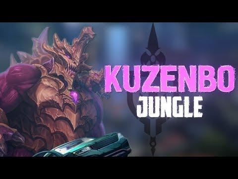 Kuzenbo Ranked Jungle: THORNS META IS NOT OKAY - Incon - Smite