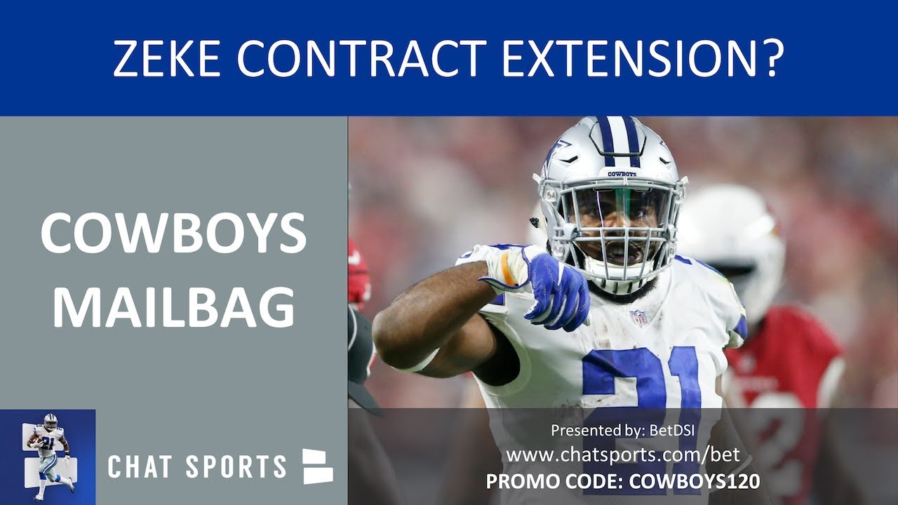 c949fca75f2 Cowboys Mailbag: New OC, Extend Ezekiel Elliott, Free Agency Plans, Sean Lee  Retiring & Tavon Austin. Dallas Cowboys Report