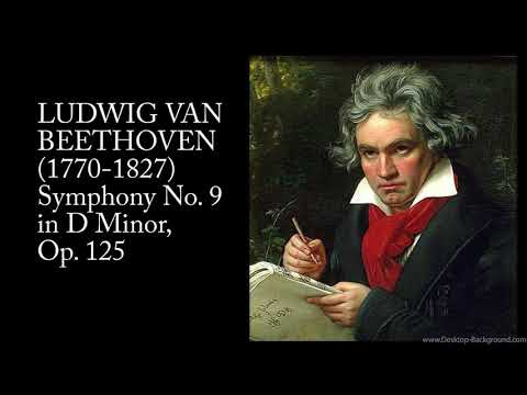 Beethoven - Symphony No. 9 in D minor, Op. 125 [High Quality Classical]