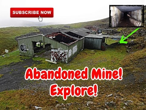 Exploring The Blaentillery Drift Mine Part 1