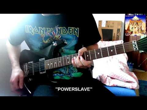 "Iron Maiden - ""Powerslave"" cover"