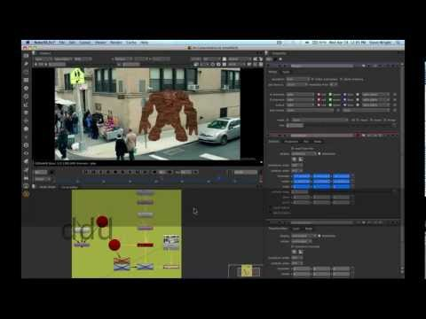mocha v3 demo by Steve Wright at NAB 2012