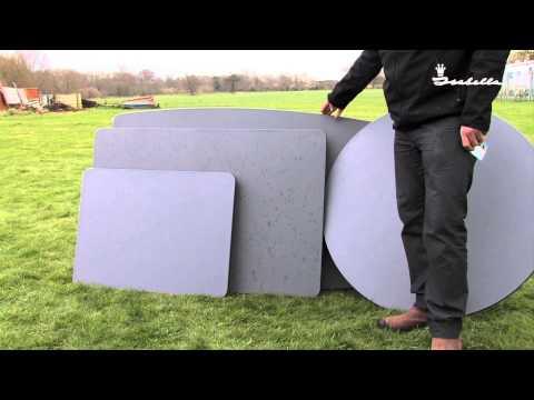 Isabella Awnings - Camping Tables