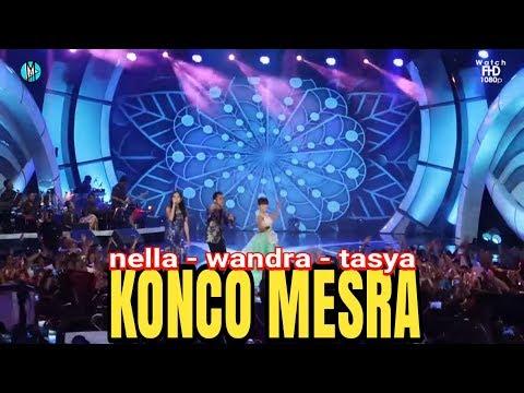 Nella Kharisma, Wandra dan Tasya Rosmala - Konco Mesra [OFFICIAL]