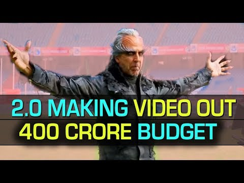 Robot 2.0    Asia's Highest 400 Crore Budget Movie   Making Video Viral   BMF