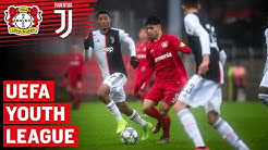 Bayer 04 Leverkusen - Juventus Turin 0:5 | Re-Live | UEFA Youth League