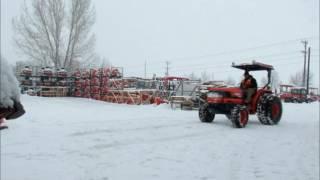 Sold! Kubota L3600 4WD 38.5 Hp Diesel Utility Ag Farm Tractor 3 bidadoo.com