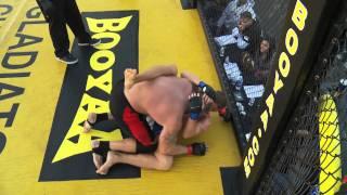Rick Vardell vs Dan Quinn Gladiator Challenge Impulse 11/13/2010