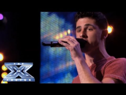 Colton Pack - Packs a Punch on The X Factor Stage - THE X FACTOR USA 2013