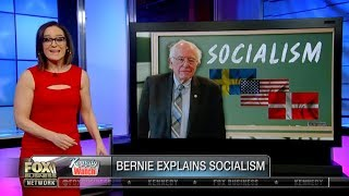 "Fox News Host Tries Anti-Bernie ""Comedy""—It Doesn't Go Very Well thumbnail"