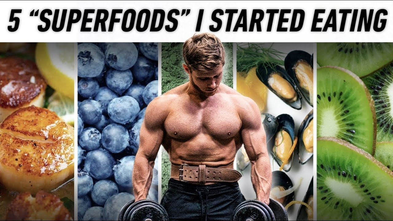 """Download 5 """"Superfoods"""" I Recently Added To My Diet (Science Explained)"""