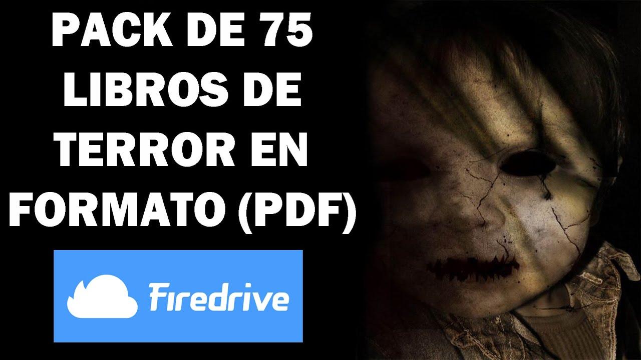 PACK DE 75 LIBROS DE TERROR (PDF) EN FIREDRIVER - YouTube  @tataya.com.mx