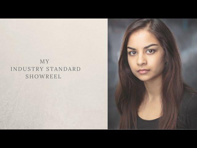 MY INDUSTRY-STANDARD SHOWREEL | SUBIKA ANWAR-KHAN
