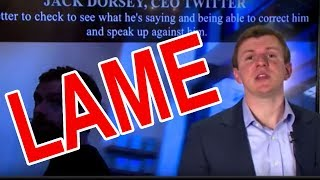 Project Veritas Lame Surprise! Twitter Expose