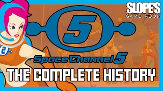 Space Channel 5: The Complete History - SGR