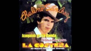 Chalino Sanchez Corridos Mix Banda La Costena