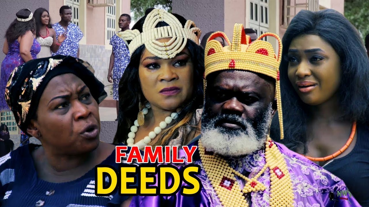 Download Family Deeds Season 5 & 6 (New Movie) -  Lizzy Gold 2019 Latest Nigerian Nollywood Movie