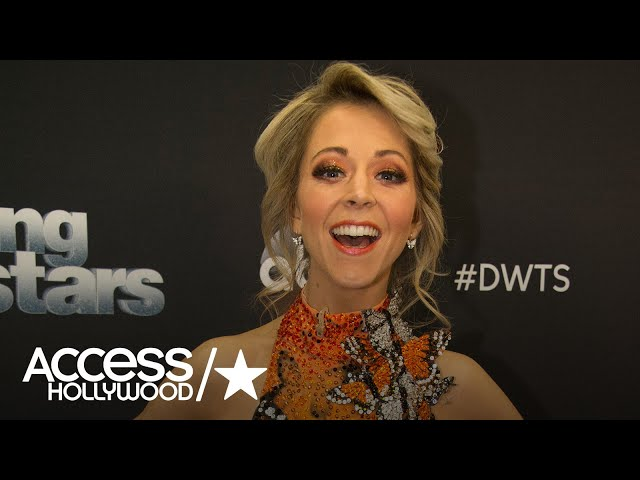 'DWTS': Lindsey Stirling On Inspiring Victims Of Eating Disorders | Access Hollywood