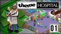 Die gute alte Zeit - Theme Hospital #01 [Gameplay German Deutsch]