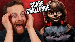 The Try Guys Try Not To Get Scared Challenge