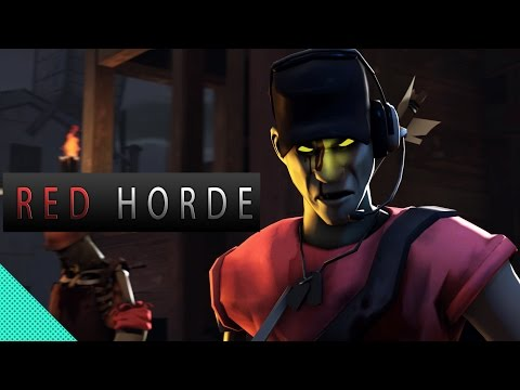 (SFM) Halloween Special: RED Horde