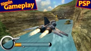 M.A.C.H.: Modified Air Combat Heroes ... (PSP)