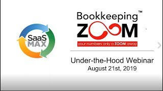 Bookkeeping ZOOM – Full service bookkeeping and client dashboard for under $100 a month