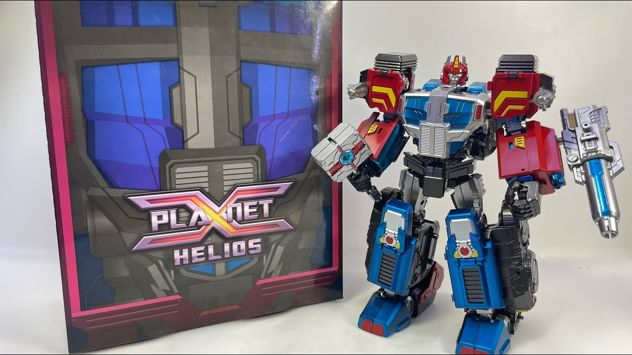 Planet X PX-14B HELIOS TFCon 2020 Exclusive Comparisons Review by Peaugh