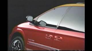 Dodge Grand Caravan Commercial, Voiceover By Edward Herrmann - 2001