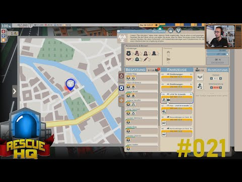 Rescue HQ - The Tycoon #021[] Return of the Ökos [GER]  