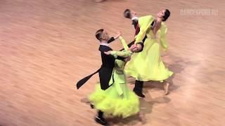 Evgeny Sveridonov - Angelina Barkova RUS, Viennese Waltz   WDSF World Open Standard