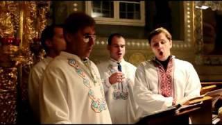 """Рождественская колядка, """"Слава в Вышних Богу"""""""