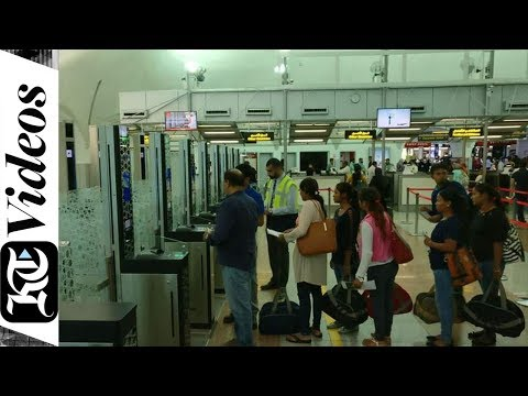 How to beat long queues at Sharjah airport with 'smart' gates