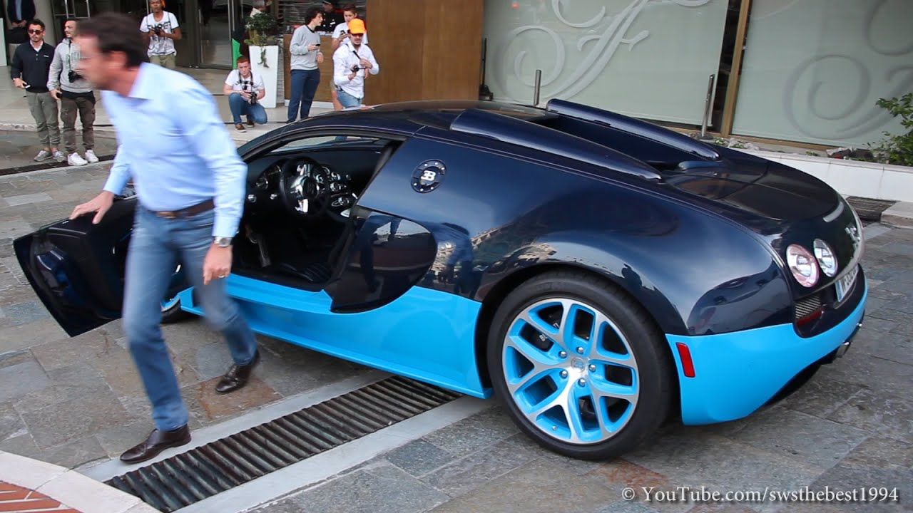 Bugatti Veyron Vitesse Owner getting mad at taxi driver - YouTube