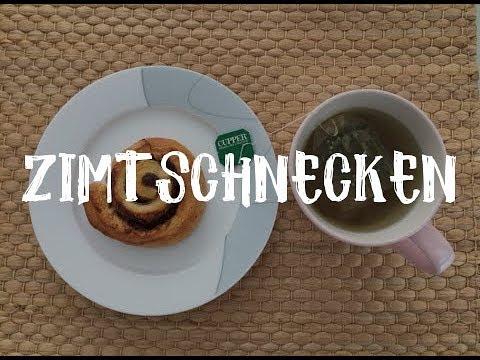 Batatolandia | Cozinhando na Alemanha | Zimtschnecken