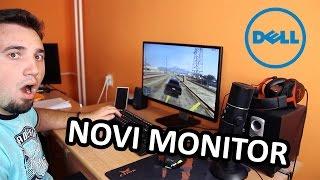 Moj novi monitor | Dell S2340L
