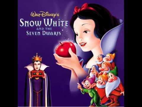 Disney Snow White Soundtrack - 16 -  The Silly Song (The Dwarfs' Yodel Song)
