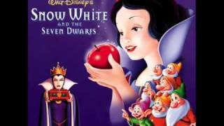 Disney Snow White Soundtrack - 16 -  The Silly Song (The Dwarfs