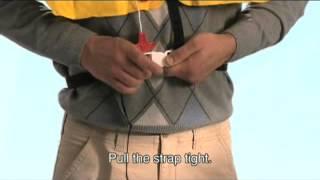 klm flight safety video a330
