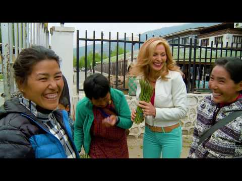 Bhutan - Linda Takes a Trip to Chili Central