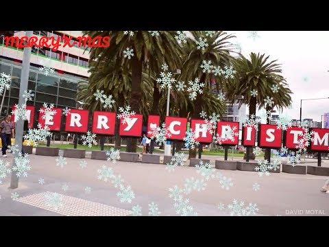 Melbourne Australia City 14th December 2017