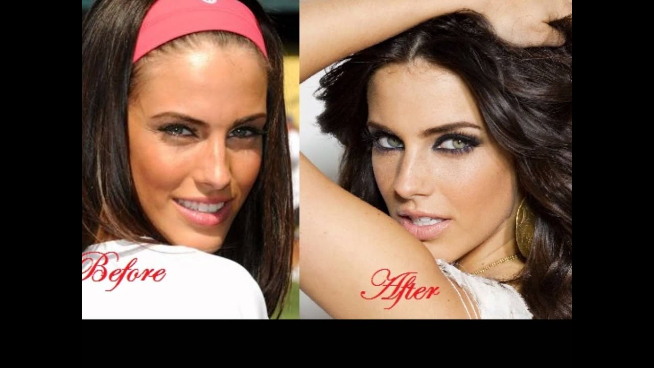 celebrities without makeup before and after